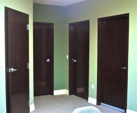 interior office door commercial interior wood door
