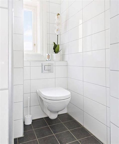 Large White Tiles For Bathroom by 190 Best L Powder Room L Images On Bathrooms