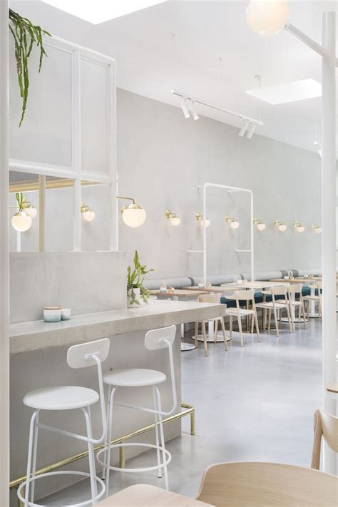 white interior designs best 25 restaurant tables and chairs ideas on