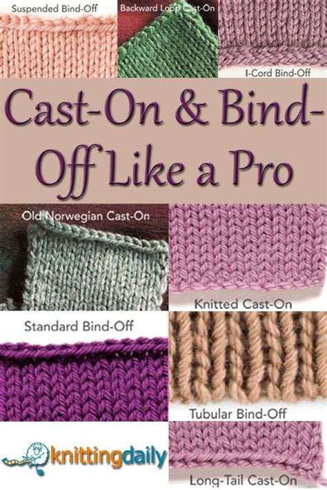 best way to bind knitting 17 best ideas about knitting and crocheting on