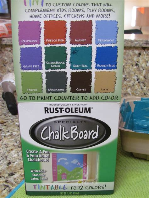 chalkboard paint rustoleum colors rust oleum chalk paint colors luxury thaduder
