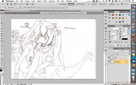 drawing in photoshop drawing at photoshop 1 by yeemiku on deviantart