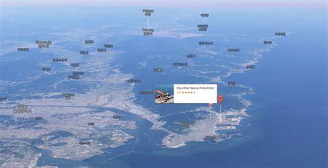 Hyundai Shipyard by Hyundai The Shipbuilding Company In The World