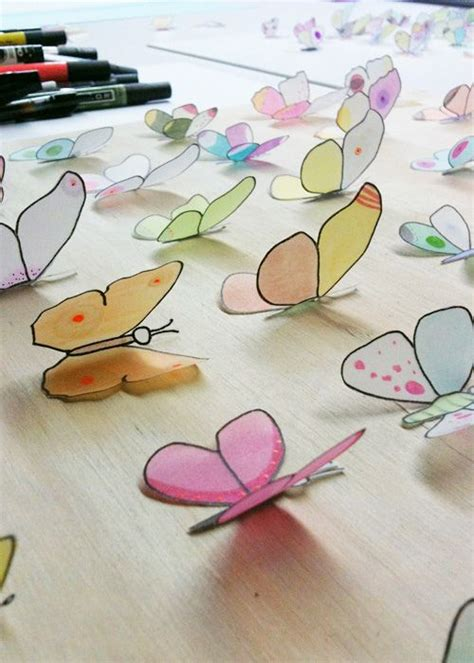 vellum paper craft ideas butterfly graphics from blik butterfly crafts handmade