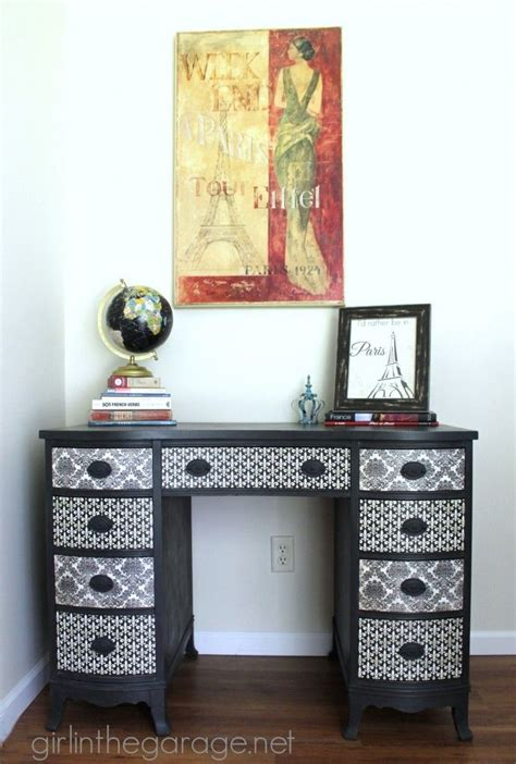 decoupage furniture 25 best ideas about decoupage desk on