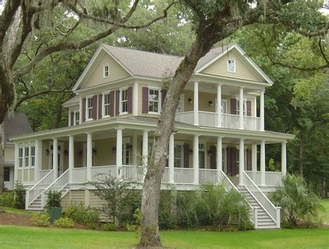 southern house plans wrap around porch winnsboro heights moser design southern living house plans