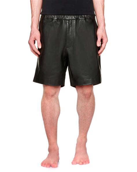 leather shorts black leather shorts for leatherright