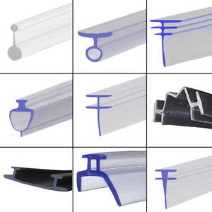 Bi Fold Shower Door Seal by Pvc Soft Rubber Shower Seal Extrusion For Fold Folding