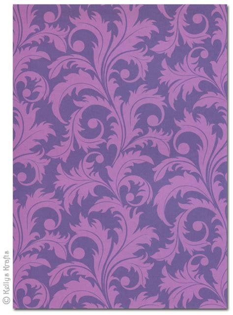 patterned craft paper uk purple scrapbook paper www pixshark images