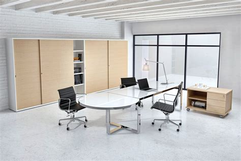 glass modern desk chrome white modern glass desk ambience dor 233