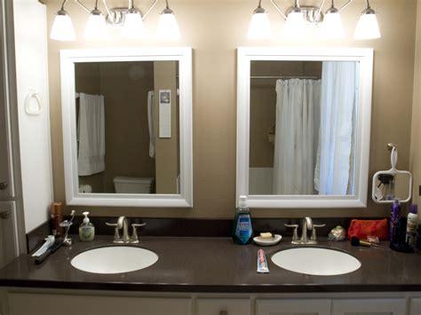 mirrors vanity bathroom bathroom vanity mirrors with frame wood silo