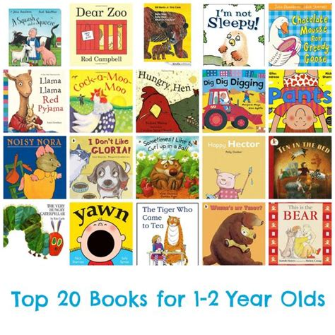 picture books for 1 year olds the world s catalog of ideas
