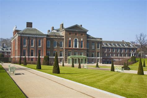 Kensington Palac kensington palace s new look architectural digest