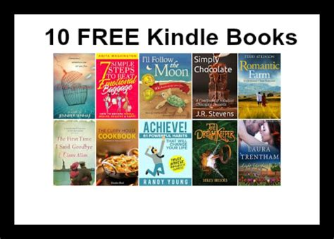 free pictures of books 10 free kindle books 7 18 deal