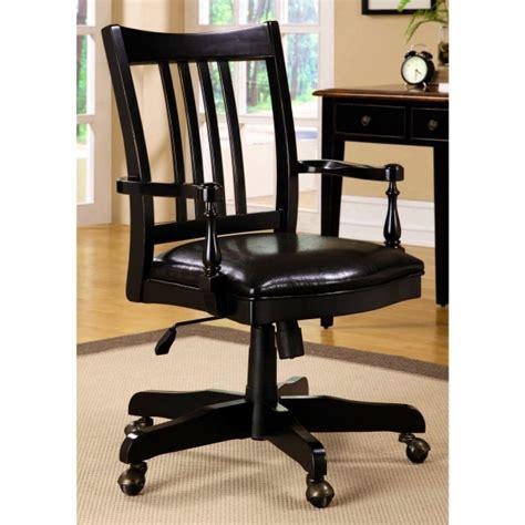 swivel wood desk chair antique wooden swivel desk chair antique furniture