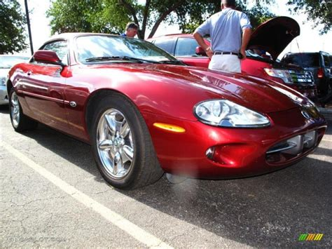 paint colors for jaguar 1997 carnival pearl metallic jaguar xk xk8 convertible