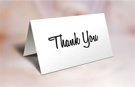 thank you card are you lazy to send thank you cards tko marketing