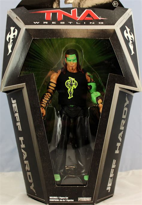 glow in the paint kmart tna impact glow paint jeff hardy ringside