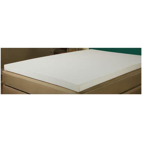 Futon Memory Foam Mattress Topper by Adaptaflex 3 Quot Memory Foam Mattress Topper 625845