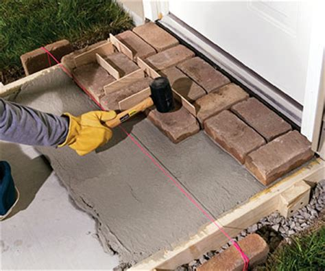 how do you build a patio building a mortared brick walk sand set mortared patios walkways patios walls masonry