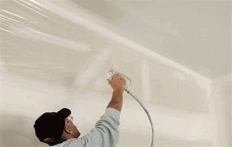 spray painting walls and ceilings guest post 7 reasons why you should spray paint your