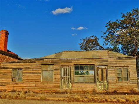 Colonial House Designs ghost towns in australia terowie south australia