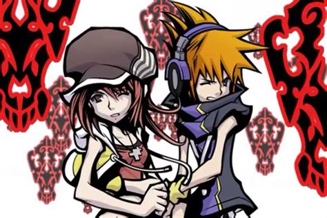 the world ends with you square enix brings the world ends with you to android