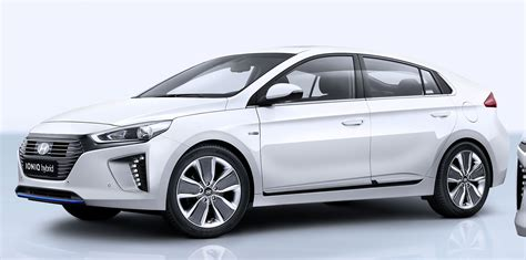 In Hybrid Cars 2017 by 2017 Hyundai Hybrid Electric Vehicle Review And