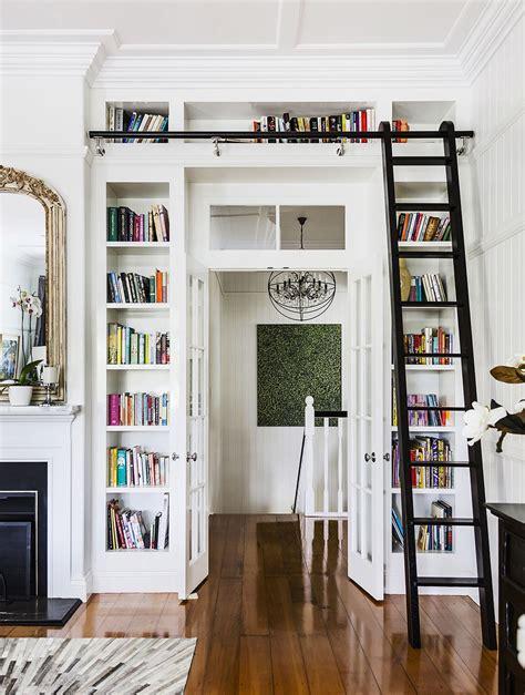 bookcase ladder kit bookshelf astonishing bookcase with ladder and rail diy