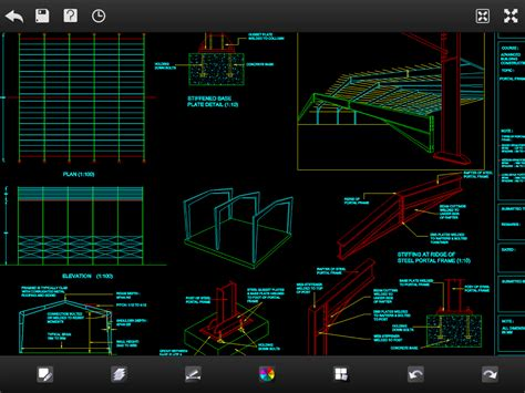 How To Draw A Floor Plan In Autocad dwg fastview cad plan viewer 187 apk thing android apps