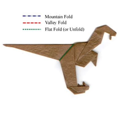 how to make an origami velociraptor how to make a simple origami velociraptor page 10