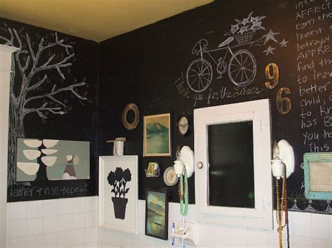 chalkboard paint on wall chalkboard paint ideas when writing on the walls becomes