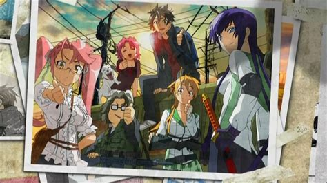 high school of the dead high school of the dead images h o t d hd wallpaper and