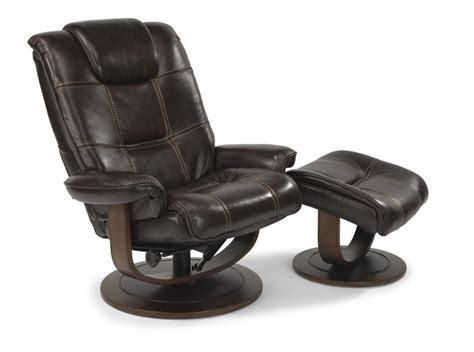 chair ottoman spencer leather chair and ottoman 1457co leather chair