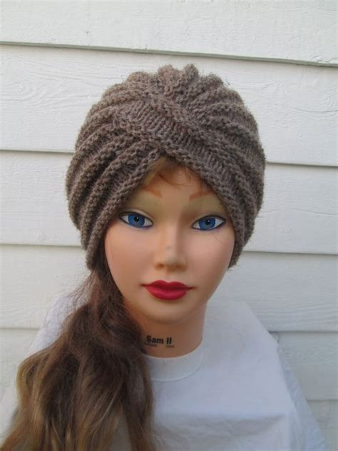 how to knit a turban hat fashion turban womens turban crochet turban hats gray
