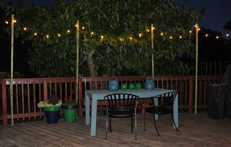 how to hang outdoor patio string lights 8 rhapsody of hanging patio lights