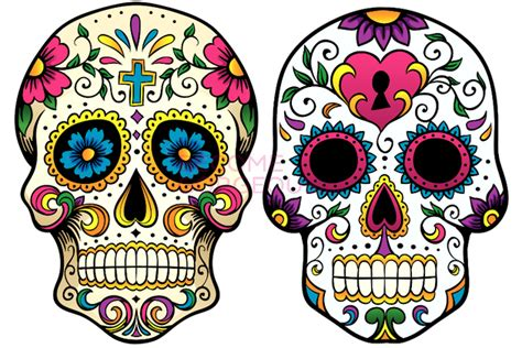 for sugar skull sugar skull makeup for clipart best clipart best