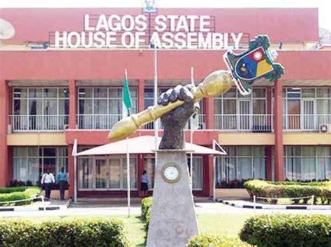 rubber st legislature lagos assembly tackles bode george rubber st