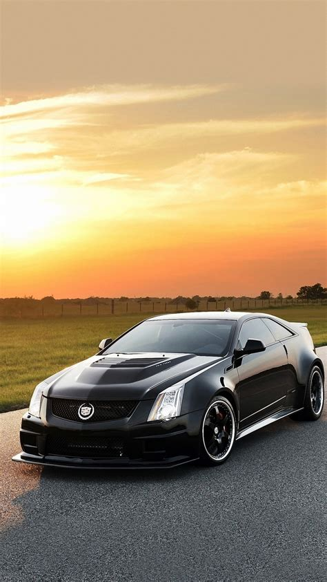 Hd Car Wallpapers For Iphone 6 1080p by Hennessey Cadillac Car Iphone 6s Wallpapers Hd