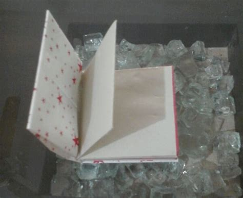 Diy Learn To Make Origami Mini Notebook K4 Craft