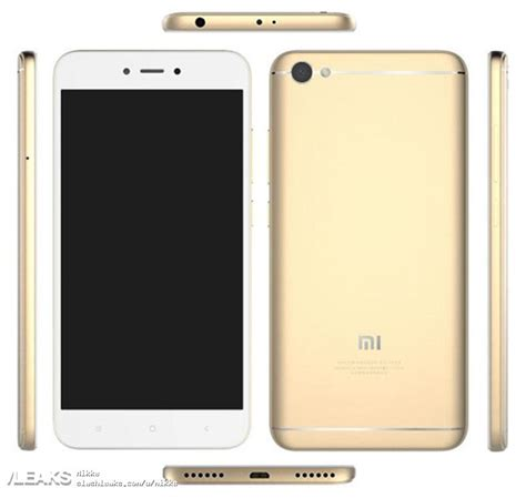 xiaomi 5a leaked details of xiaomi redmi note 5a reveals it s just a