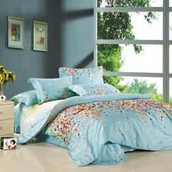 hawaiian comforter set blue hawaiian floral print size bedding sets