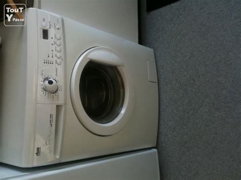 lave linge frontal curtiss