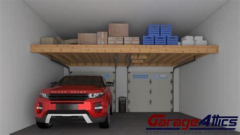 garage storage design plans garage storage ideas custom overhead storage lofts