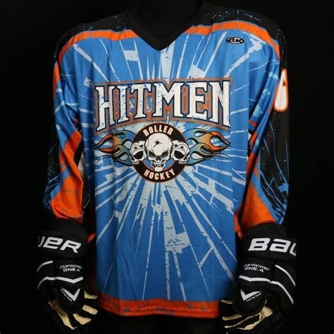 athletic knit baseball jerseys sublimated roller hockey jerseys athletic knit zrh100