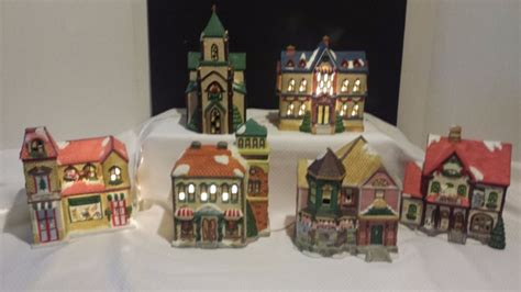 lighted sets set lighted shop collectibles daily