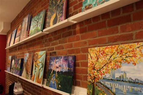 paint nite boston newbury st nightlife the paint bar bu today boston