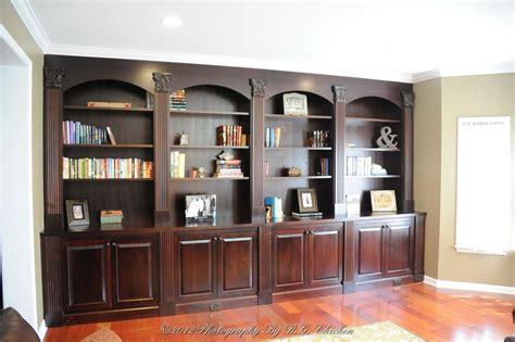 custom wall bookshelves custom made wall unit with bookshelves and storage by oak