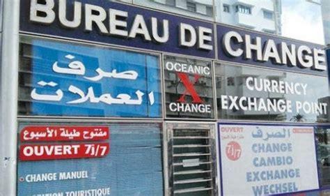 ouverture prochaine des bureaux de change ind 233 pendants sur tout le territoire