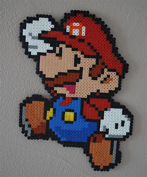 perler bead paper replacement 209 best images about perler mario on
